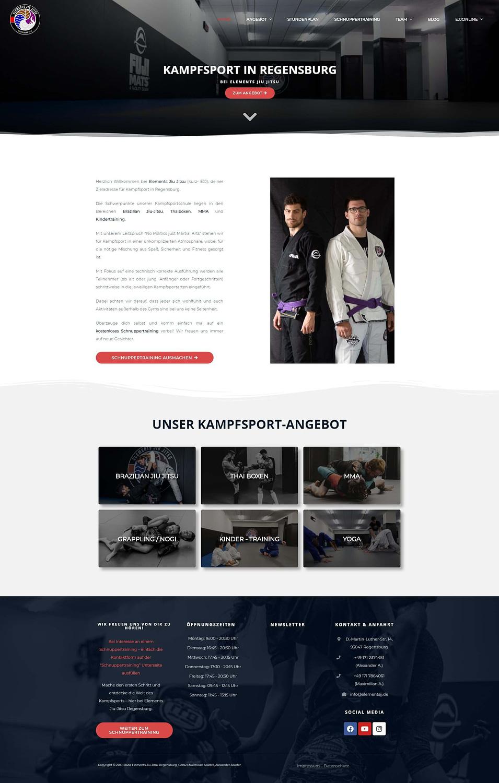 EJJ-Homepage-Screenshot